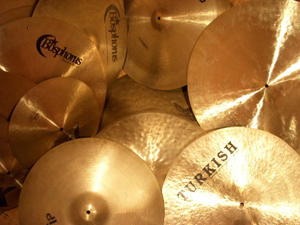 The Used Cymbal Vault!