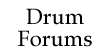 Drum Forums and Boards