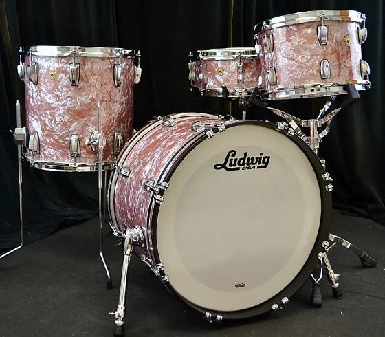 Steve Maxwell Vintage And Custom Drums