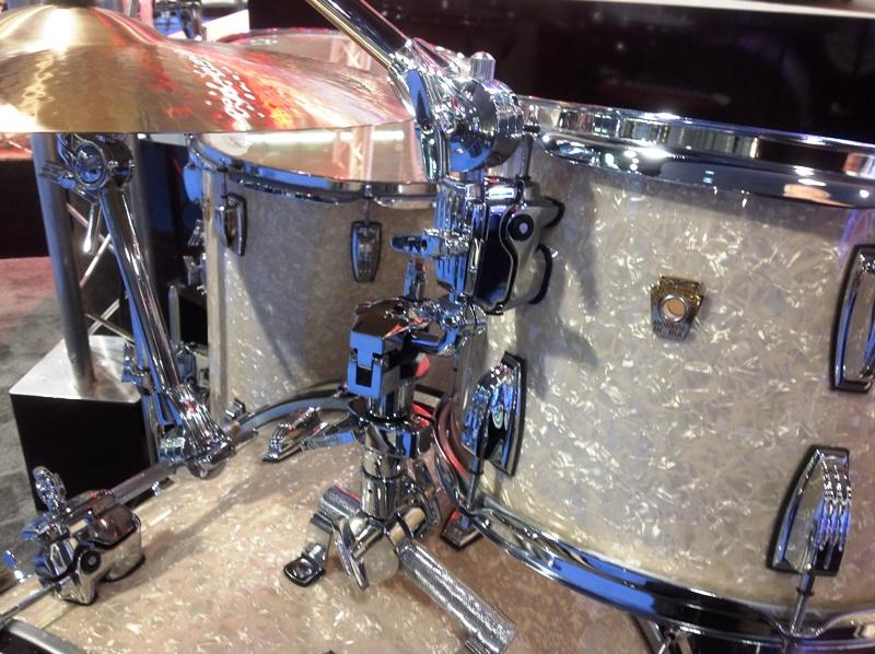 Steve Maxwell Vintage And Custom Drums New Ludwig Legacy